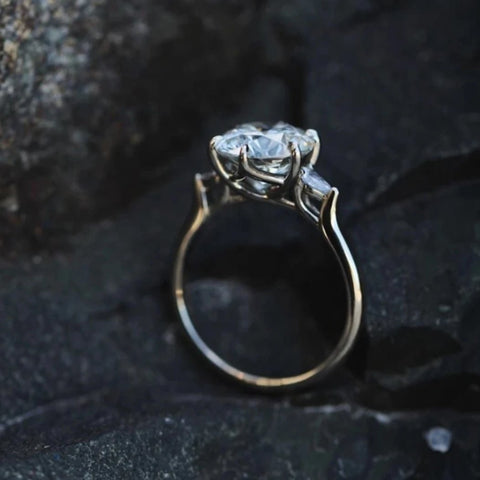 Isela 3-Stone Ring Setting