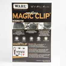 Load image into Gallery viewer, Wahl Professional Magic Clip Cordless