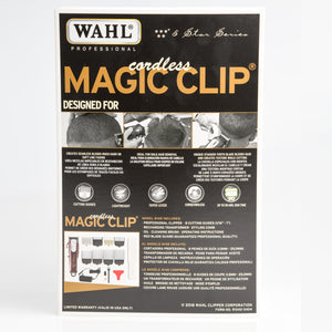 Wahl Professional Magic Clip Cordless