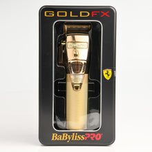 Load image into Gallery viewer, Babyliss Pro GOLDFX Clipper