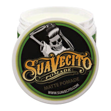 Load image into Gallery viewer, Suavecito Matte Pomade, 4oz