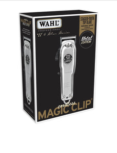 Wahl Magic Clip-Metal Edition