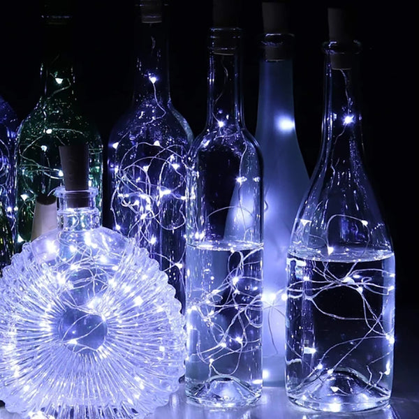 Beautiful Decor - LED Bottle Light