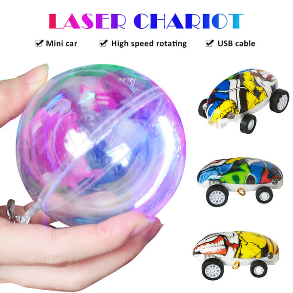 Mini High Speed Laser Car Toys