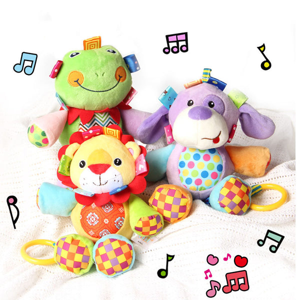 Baby Musical Animals Educational Toys