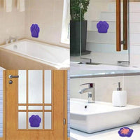 Creative Silicone Wall Mounted Pet Bath Toy