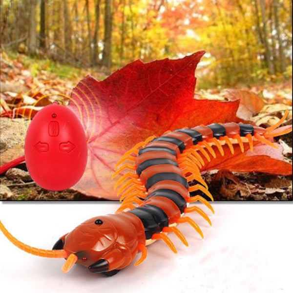 Tricky Toy Remote Control Eletric Centipede Cat