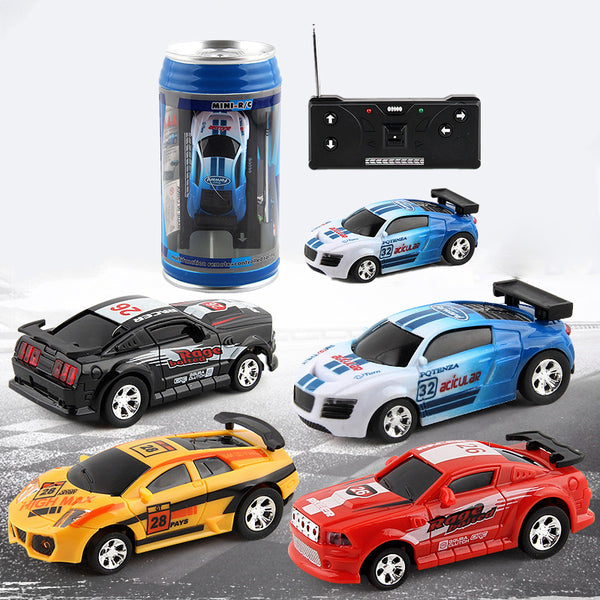 Creative Coke Can Remote Control Mini Car