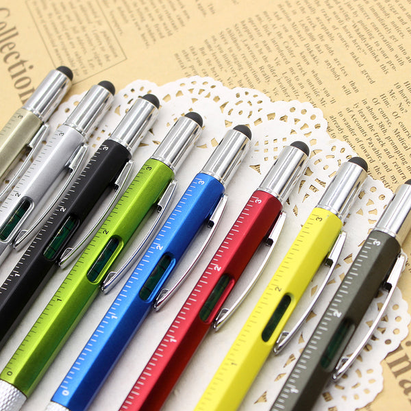 5PCS Multifunction Ballpoint Pen