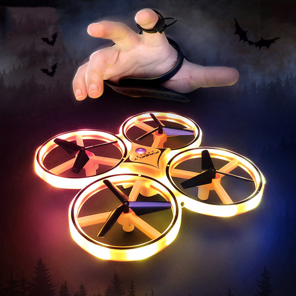 Gesture Aircraft Quadcopter Electronic Infrared Induction Aircraft