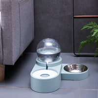 Automatic Adjustable Bubble Drinking Fountain