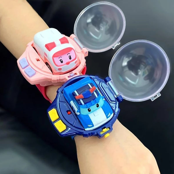 Funny Watch-Remote Control Car Toy