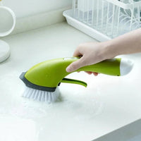 Multi-function Kitchen Cleaning Brush