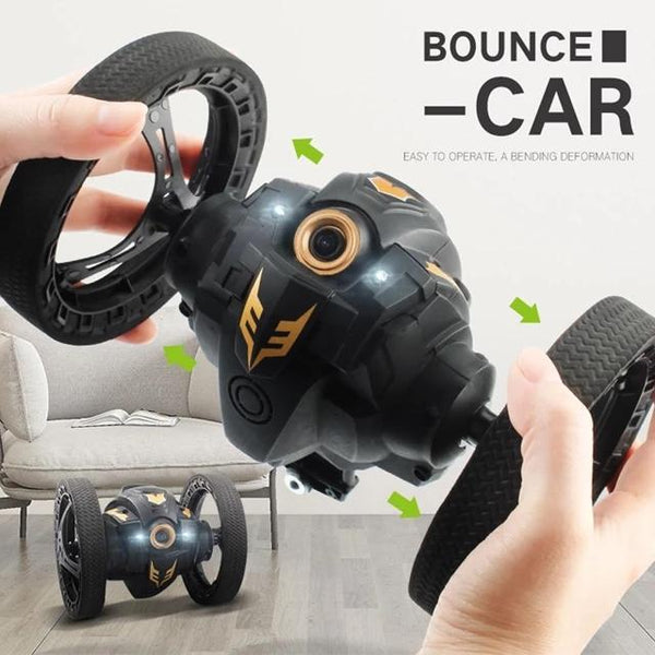 Children's Smart Bouncing Toy Car