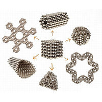 216pcs 5mm Magnet Super Strong Rare-Earth Toy