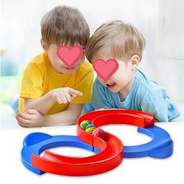 88 Shape Infinite Loop Track Exercise Attention Training Toys