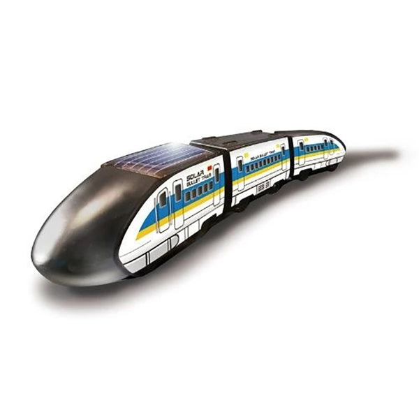 Funny Solar Bullet Train