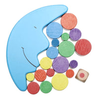 Children Toys Moon Balance Game
