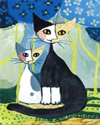 Quirky Cats Series 4