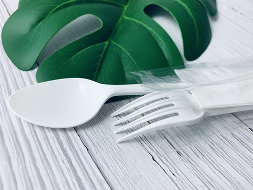 Cutlery Pack 3-in-1 - 50 Pks
