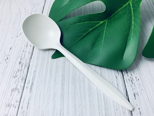 Soup Spoon 5.5 inch - 50 Pcs