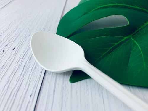 Spoon 7 inch - 50 Pcs