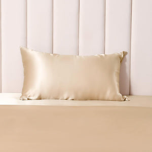 100% Mulberry Silk Pillowcase Twin Pack Luxury Hidden Zip Closure VIP Collection