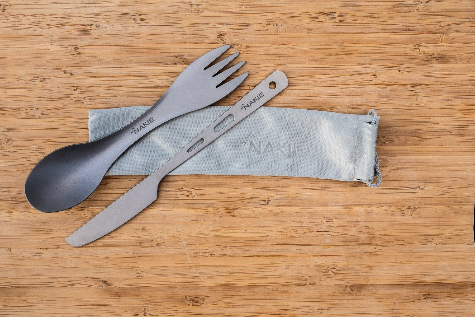 The perfect meal companion for backpacking, traveling, and everyday use.