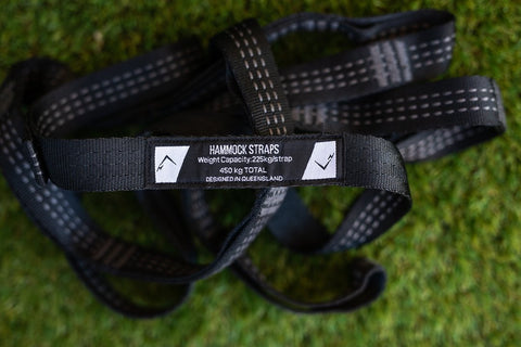 Load image into Gallery viewer, Hammock Straps - Nakie