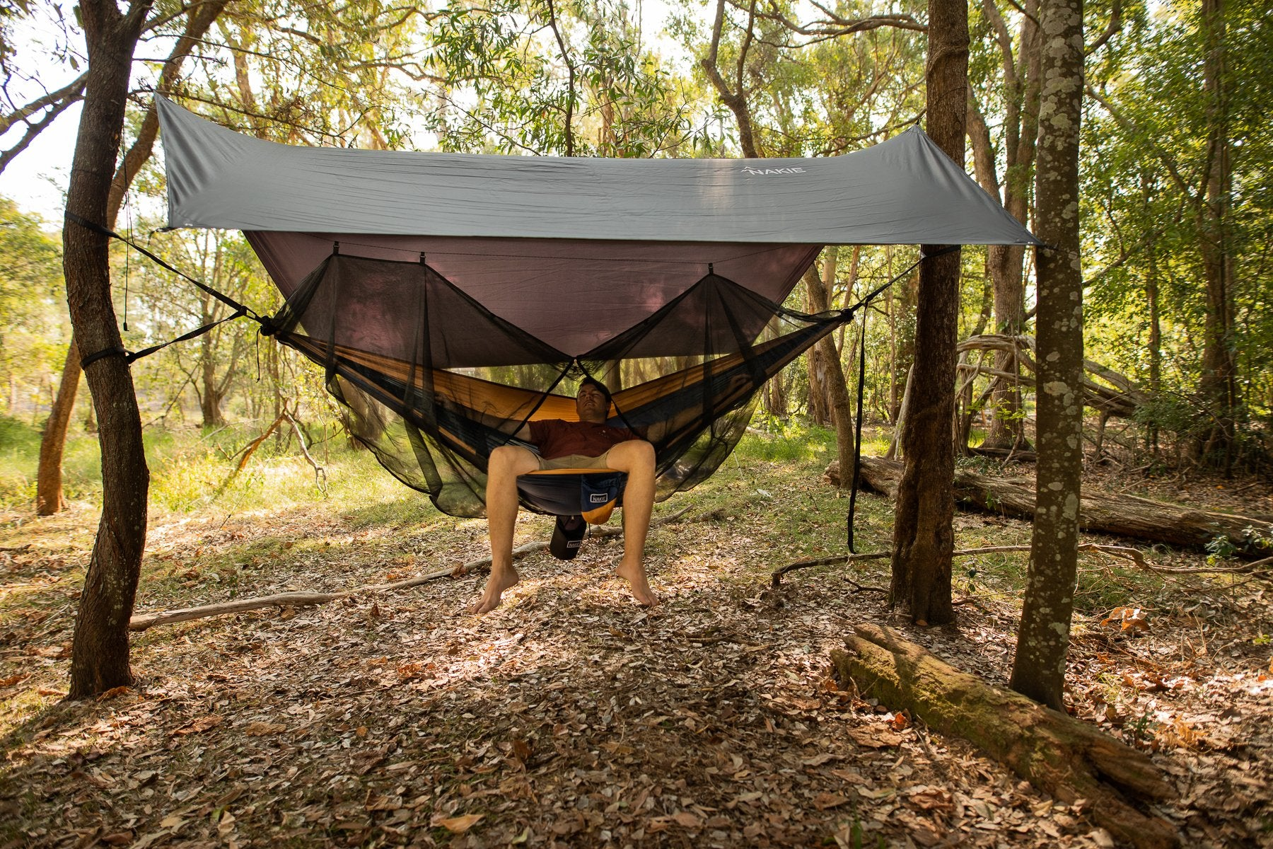 Ultralight Tarp - Nakie