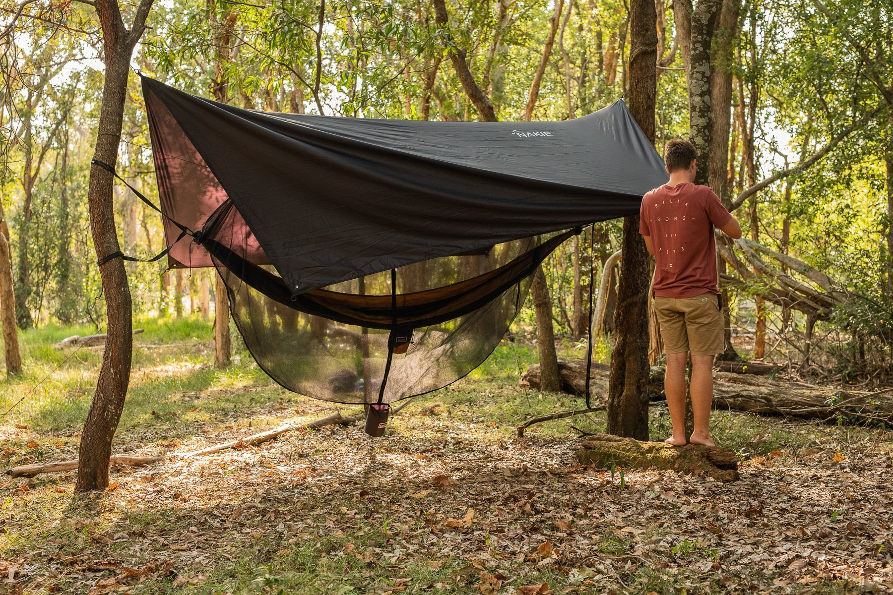 Ultralight Rain Tarp - Nakie