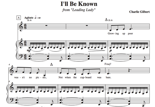 Sheet Music for