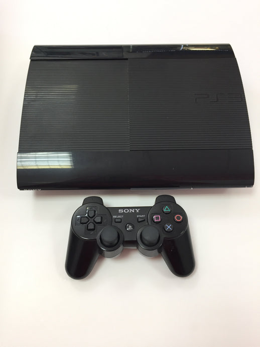 PLAYSTATION 3 SUPER SLIM 500gb SEGUNDA MANO