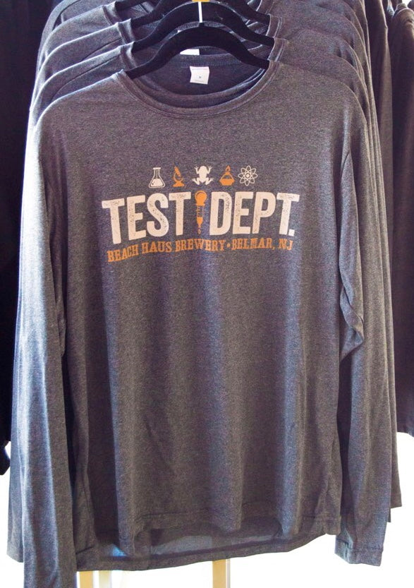 Test Dept.™ L/S Sports Shirt