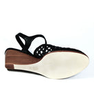 Womens Large Shoes, Provensen Bobby Sandal