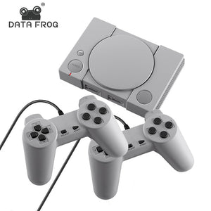 DATA FROG Mini 620 Retro Video Games Console