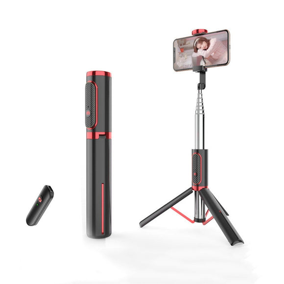 New Style K06 Bluetooth Selfie Rod Remote Control Tripod Mobile Phone General Live Camera Artifact Multi-Function G0PR0