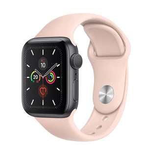 Apple Watch Series 5 Aluminum Case with Sport Band