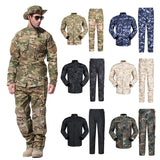 WW2 Security Team Army Suit Man Military Uniform Combat Jacket+pants