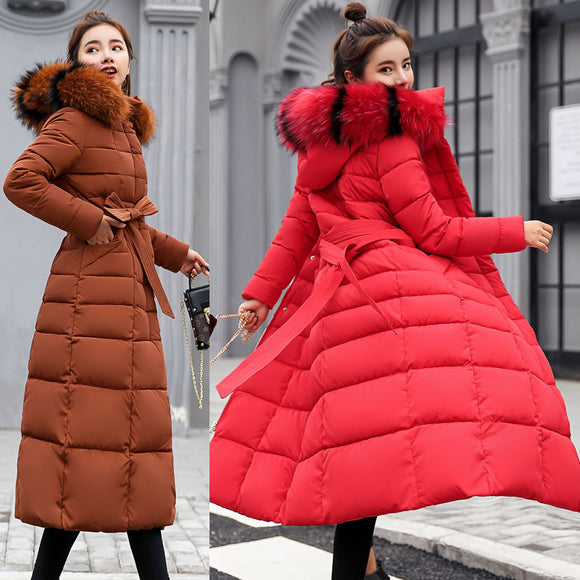 2019 new winter jacket women's warm fashion
