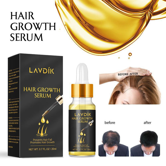 LAVDIK Ginger Fast Hair Growth Serum