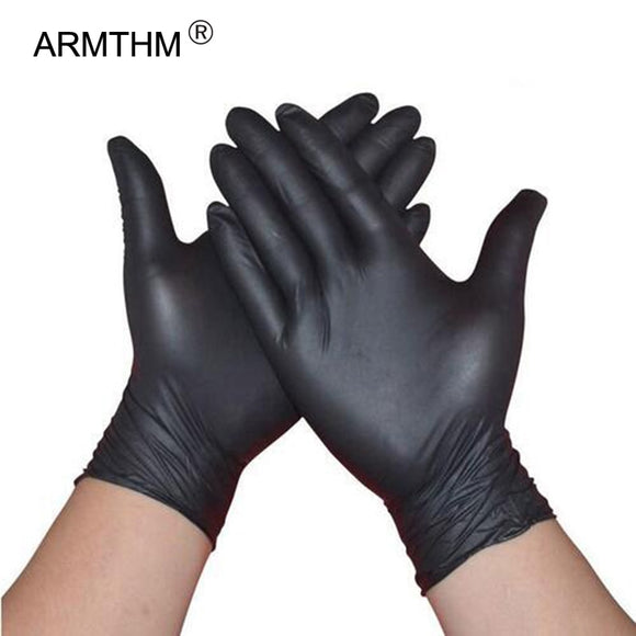 50/100 Uds Universal latex gloves