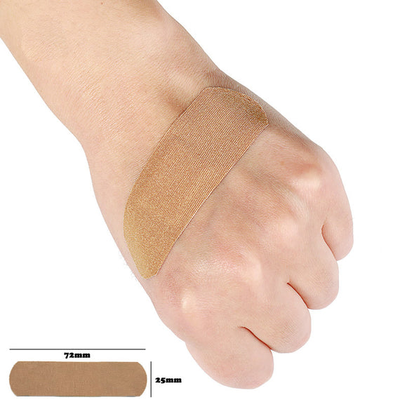 20/50/100Pcs Elastic Wound Adhesive Breathable Medical Band-Aid