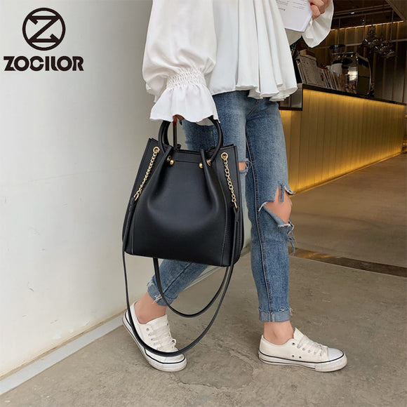 Women Handbag Leather Shoulder Bags