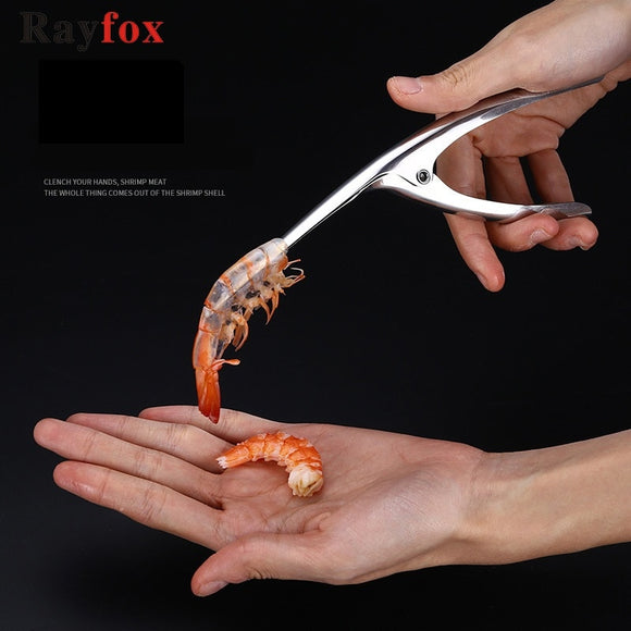 Shrimp Peeler Stainless Steel Cooking Tool