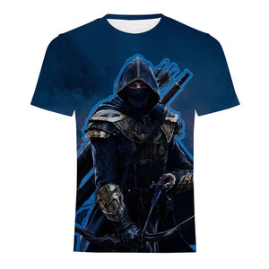 The Elder Scrolls T-shirt Men/Women