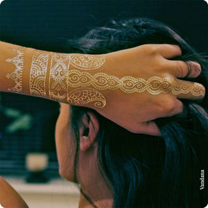 Vandana Jewellery Tattoo