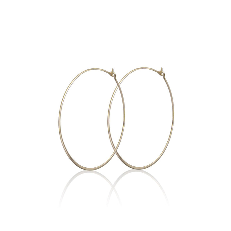 "2"" Hoop Earrings"