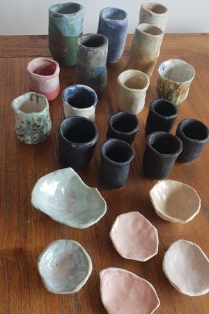 Special Occasion Ceramics Workshop for 2.