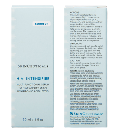 SkinCeuticals </BR> Hyaluronic Acid Intensifier